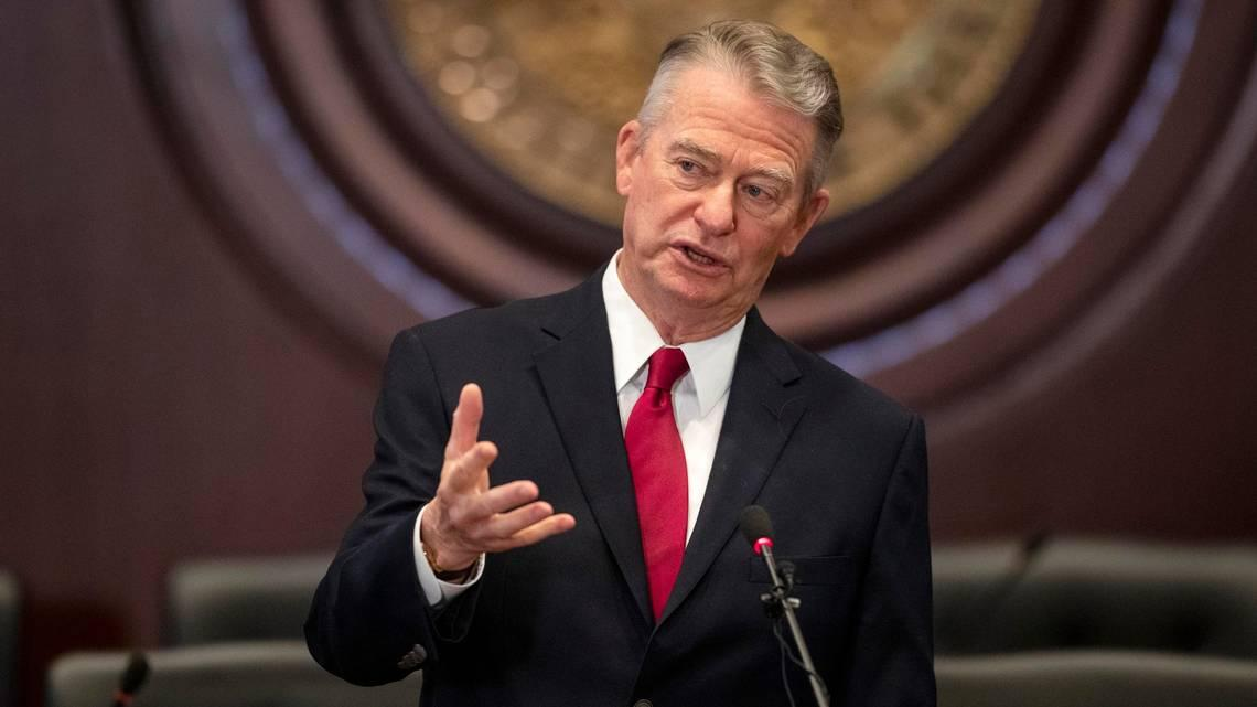Gov. Brad Little says Idaho will send law enforcement to U.S.-Mexico border
