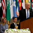 Trump Tells Saudi Arabia and Other Muslim Nations to 'Drive Out' Islamist Extremists