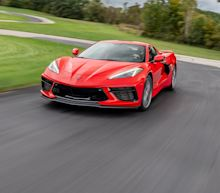 Every Angle of the New 2020 Chevrolet Corvette