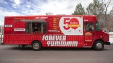 Red Robin Gourmet Burgers and Brews Jump Starts 50th Celebration with Forever Yummm Food Truck Tour