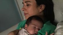 Tatá sobre a filha: 'A quarta pessoa bonita que nasce na família'