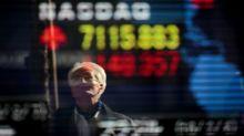 Asian markets edge up as investor sentiment calms