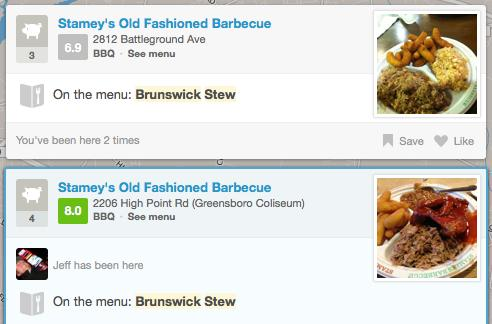 Foursquare adds menu search to dining spots, eases quest for ramen and dumplings