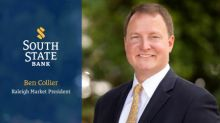 South State Bank Grows Branch Presence and Team in Raleigh