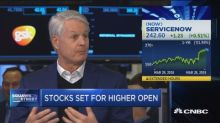 Cloud companies must use consumer-friendly language, says ServiceNow CEO John Donahoe