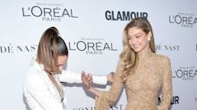 Glamour Women of the Year Awards 2017: Gigi Hadid entging nur knapp einem Sturz