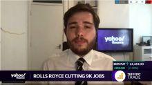 Rolls Royce cutting 9K jobs
