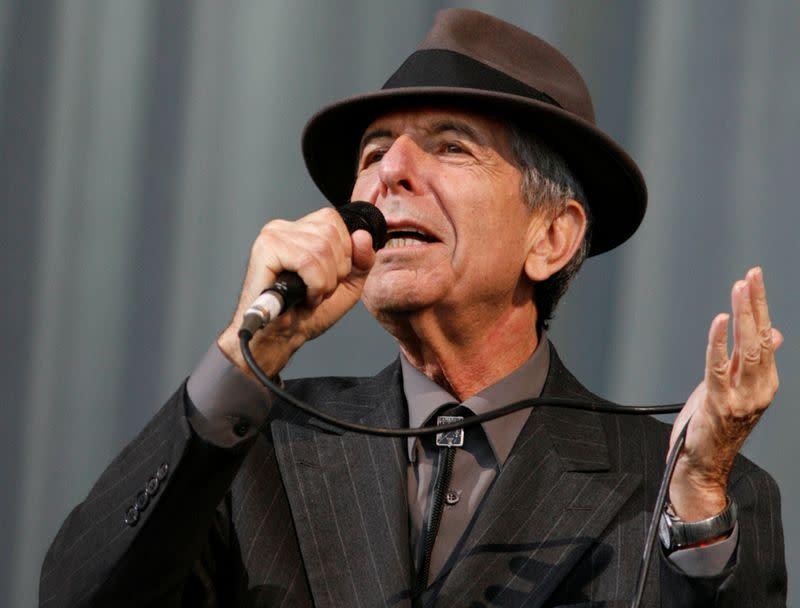 Leonard Cohen's estate slams Republicans' use of 'Hallelujah' as bid to politicize