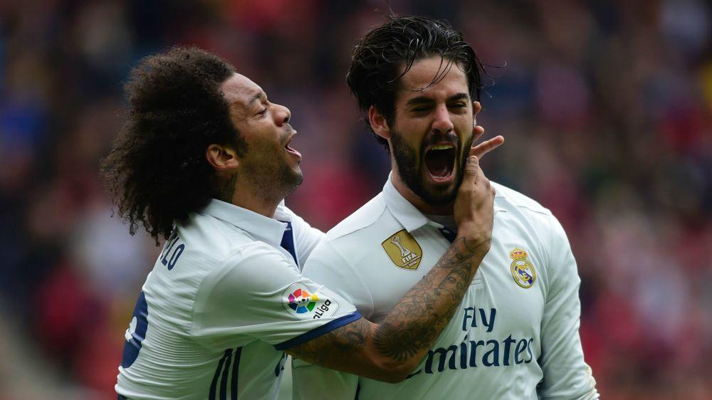 Probabili formazioni Real Madrid-Atletico Madrid: Isco e Carrasco dal 1'