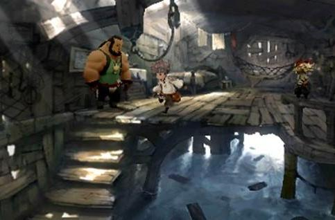 Bravely Default launch trailer wallows in RPG nostalgia