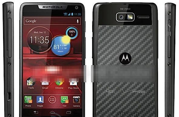Motorola RAZR M 4G LTE pics and specs revealed: 4.3-inch qHD display, ICS, 1.5GHz dual-core