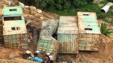 Three feared dead, 12 buried in Penang landslide