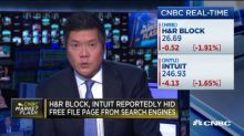 H&R Block, Intuit stocks fall after New York Governor Cuomo calls for probe