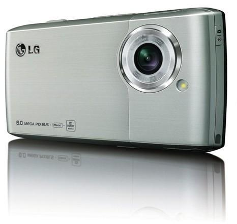 """LG's Viewty Smart shipping this month, 12MP smartphone """"later this year"""""""