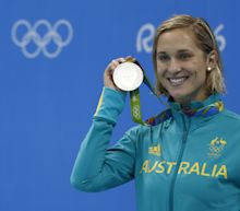 Australian swimmer Madeline Groves withdraws from Olympic trials, cites 'misogynistic perverts, boot lickers'