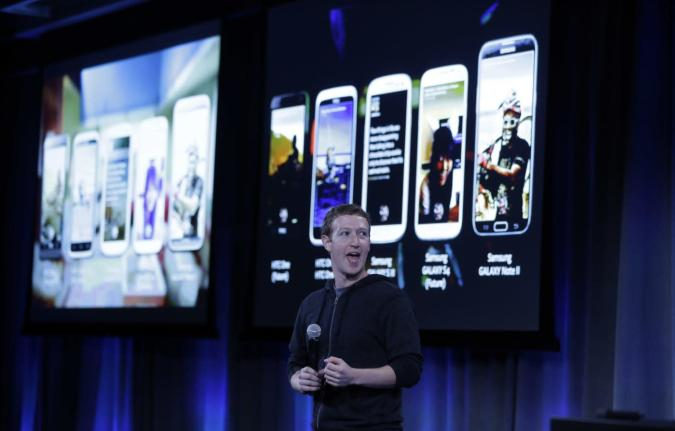 Facebook backup plan would keep it running on Android