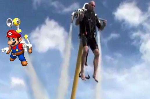Water-propelled jetpack is no dream, can be yours for $99,500 this March (video)