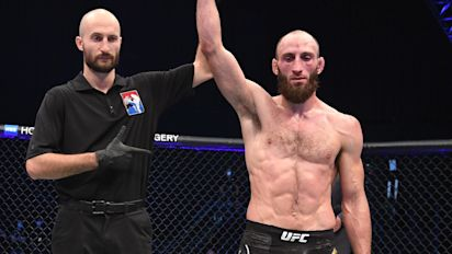 UFC fighter says he didn't deserve to win