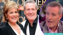 Lynda Bellingham's widower: 'She'd be rolling in her grave' over feud with sons