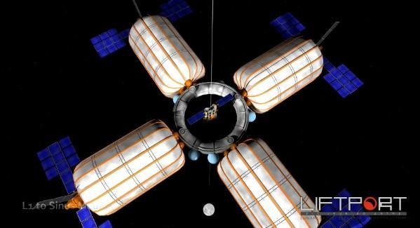 Liftport turns to Kickstarter for space elevator experiment (video)