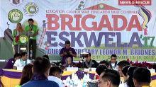 """Brigada Eskwela"" kicks off at war-torn schools in Marawi City"