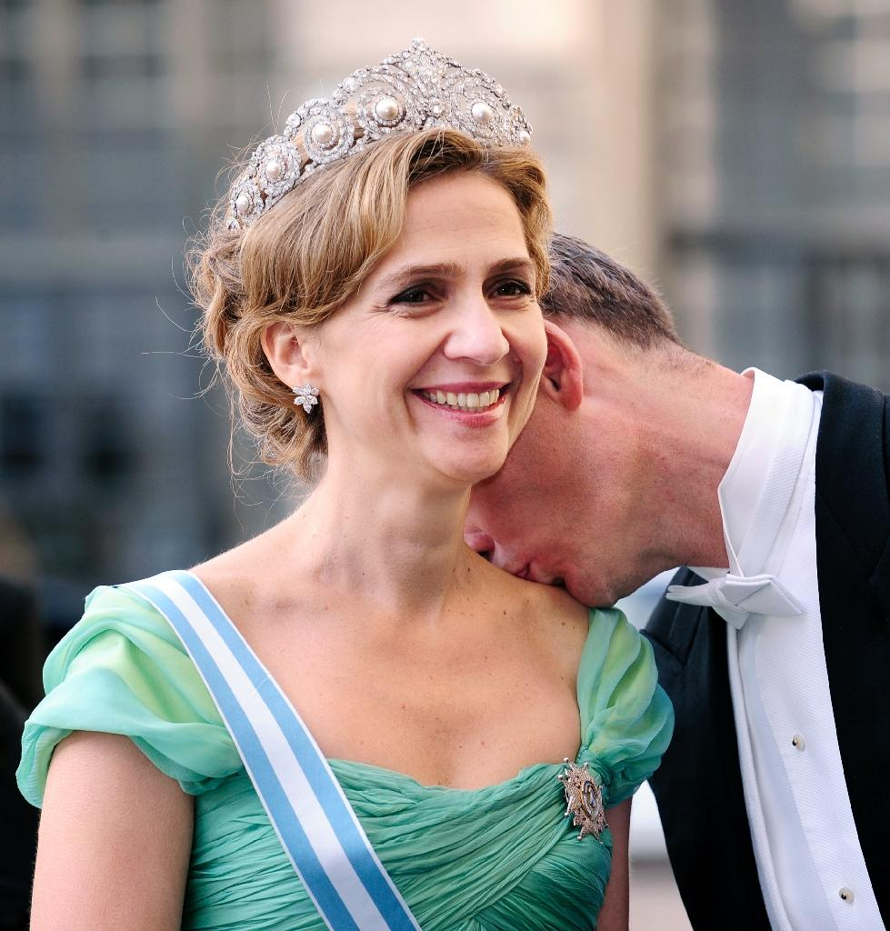 Spain's Princess Cristina, husband on trial in landmark