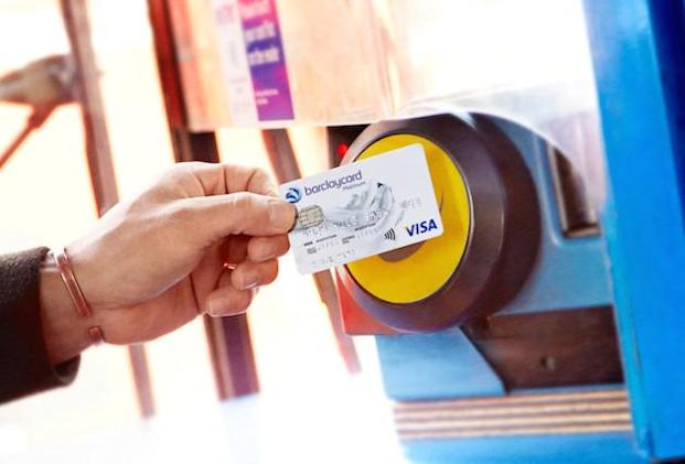 Britain now prefers cashless payments to notes and coins
