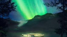Inside the Arctic Circle's first energy-positive Northern Lights hotel