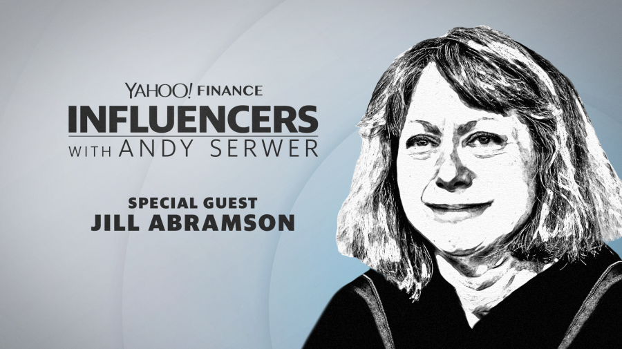Jill Abramson joins Influencers with Andy Serwer