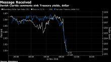 U.S. Yields, Dollar Tumble as Fed's Clarida Cautions on Global Growth