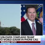 Report: Whistleblower complains President Trump made 'promise' to world leader in phone call