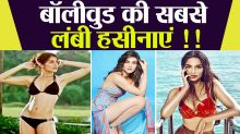 Priyanka Chopra and Other Bollywood Actresses in Tallest Actresses List