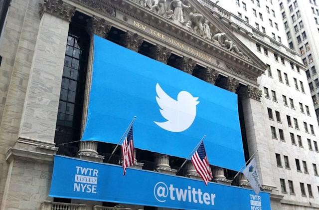 Two high-level Twitter execs leave the company