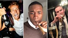 Champagne-swigging fraud gang jailed for £400,000 scam plot