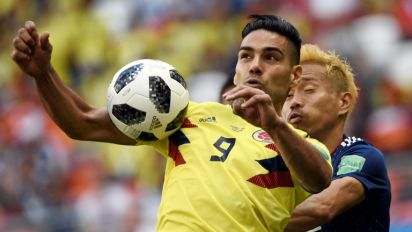 Japan defeat hands Falcao a Polish date with destiny