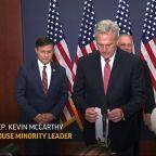 House GOP elect Trump defender Stefanik as No.3