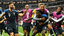 France storms to second World Cup title with final victory over Croatia