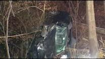 1 seriously injured in New Castle Co. crash