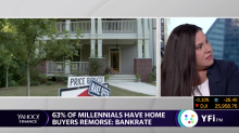 A surprising number of millennials have 'homebuyers remorse'