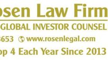 DIDI UPDATED CLASS PERIOD: ROSEN, A LEADING LAW FIRM, Encourages DiDi Global Inc. Investors with Losses in Excess of $500K to Secure Counsel Before Important Deadline in Securities Class Action – DIDI
