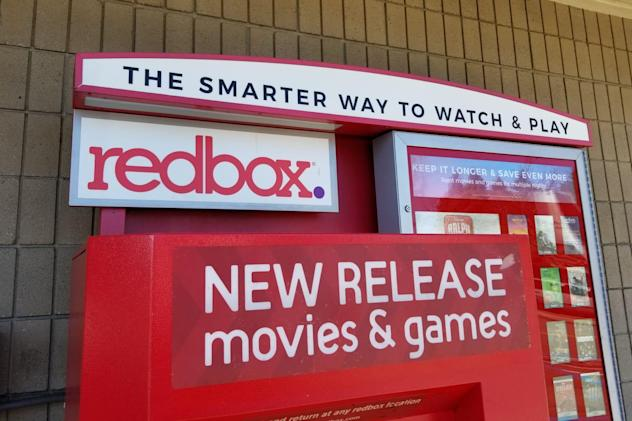 Redbox stops renting video games, and will stop selling them too