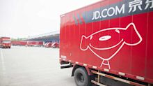 Universal Display, JD.com Lead 5 Stocks Flexing Muscles Near Buy Points