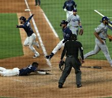 Dodgers suffer stunning 8-7 walk-off loss to Rays in Game 4 of World Series