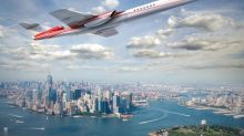 Lockheed Martin Wants to Build World's First Supersonic Business Jet