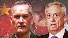 Trump's generals try to reassure Asian allies