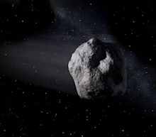 An RV-size asteroid will zip by the Earth Thursday, closer than the moon and some satellites