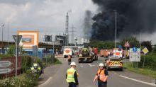 Al menos doce heridos y cinco desaparecidos tras una explosión en una planta química alemana