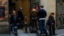 Bye-bye locals: Europe's city centres sound alarm