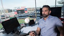 Nationals broadcaster F.P. Santangelo accused of sexual assault, pulled from games