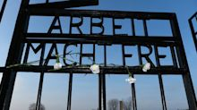 Tears filled my eyes as I was shown where my relative slept in Auschwitz